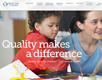Quality Care for Children 2012 Annual Report
