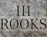 Three Rooks Records- Logos / Web Branding