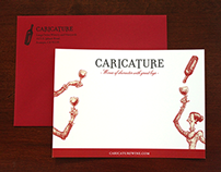 LangeTwins and Caricature Note & Business Cards