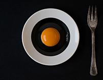 Keith's egg.