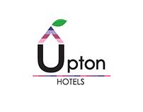 Upton Hotels Logo design