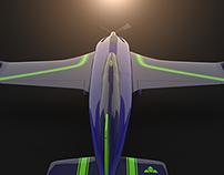 Aircraft Concept for fun