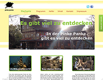 Webdesign - Pinke Panke