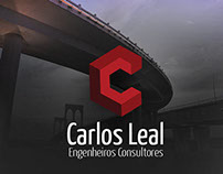 Carlos Leal - Website re-design