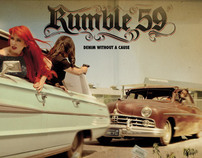 RUMBLE 59 – lookbook 2011