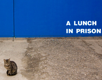 A lunch in prison