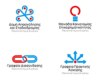 logotypes for DASTA career office