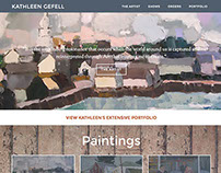 New York Artist Website