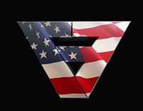 Fume Logo (American Flag)