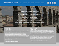 Commercial Real Estate Group Website