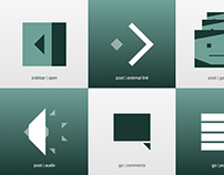 Pixelcoding - Archimede icons 1.0