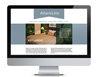 Atlantis Inn Website Redesign