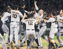 MLB / San Francisco Giants '10 World Series