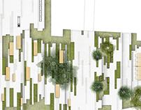 town yard revitalisation / rewitalizacja dziedzińca