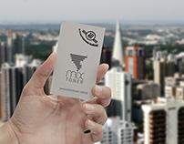 Mix Toner - Cartão e Logotipo 10 anos
