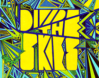 Divide the Skies CD Cover