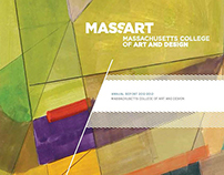 Massachusetts College of Art and Design Annual Report