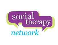 Social Therapy Network - Logo Design