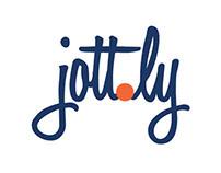 Jottly - Logo Design