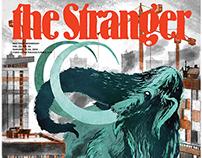 The Stranger - Cover Art