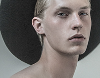Connor H. by Taylor Hall O'Brien for The Fashionisto