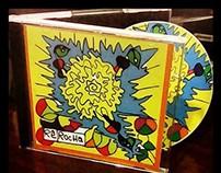 Projeto Ilustração capa CD