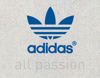 adidas - all passion