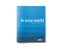 ANZ Bank - Brand Identity