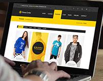 Fitness WordPress Theme eCommerce