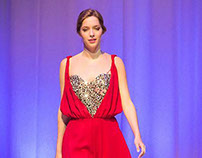 Evening Wear: The Red Dress Project