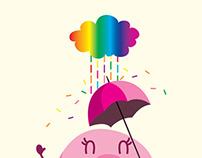 Color Sugar Rain