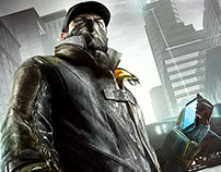 Watch_Dogs Cover Key Art