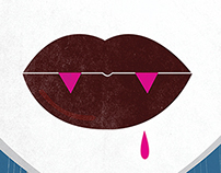 Poster - Vampire Lesbians of Sodom