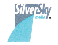 Silver Sky Media company name and logo