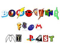 childhood icon typeset