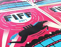 FIFF Poster - Screen Print