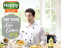 Happy Soya Oil - Digital Campaign