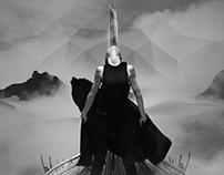 666 FRAMES by Antidenim – #447 Ancestral Black Spirit