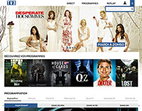 Television Channel [Fictionnal Website]