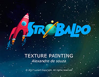 Texture Painting - ASTROBALDO