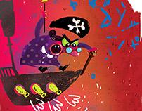Pirate Grandma