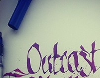 Calligraphy experiments