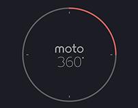 Moto 360 watchface contest