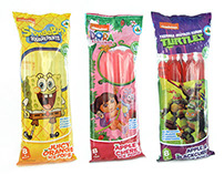 Appy Ice Pops Packaging