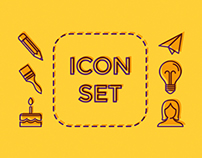 F-ire Icon Set