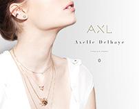 AXL photoshoot