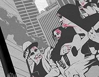 Zombie Apocalypse Guitar Jam