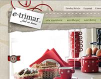 Trimar E-shop