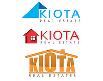 Kiota Real Estate Logo Redesign