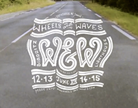 Wheels & Waves 2014